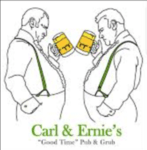 Carl and Ernie's Logo