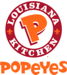 Popeye's Louisiana Kitchen SW Logo