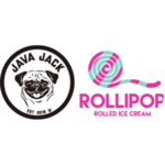 Java Jack Cafe & Rollipop Logo